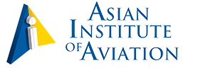 Asian Institute of Aviation logo
